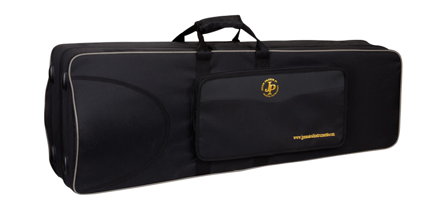 JP8232 bass trombone case closed cutout