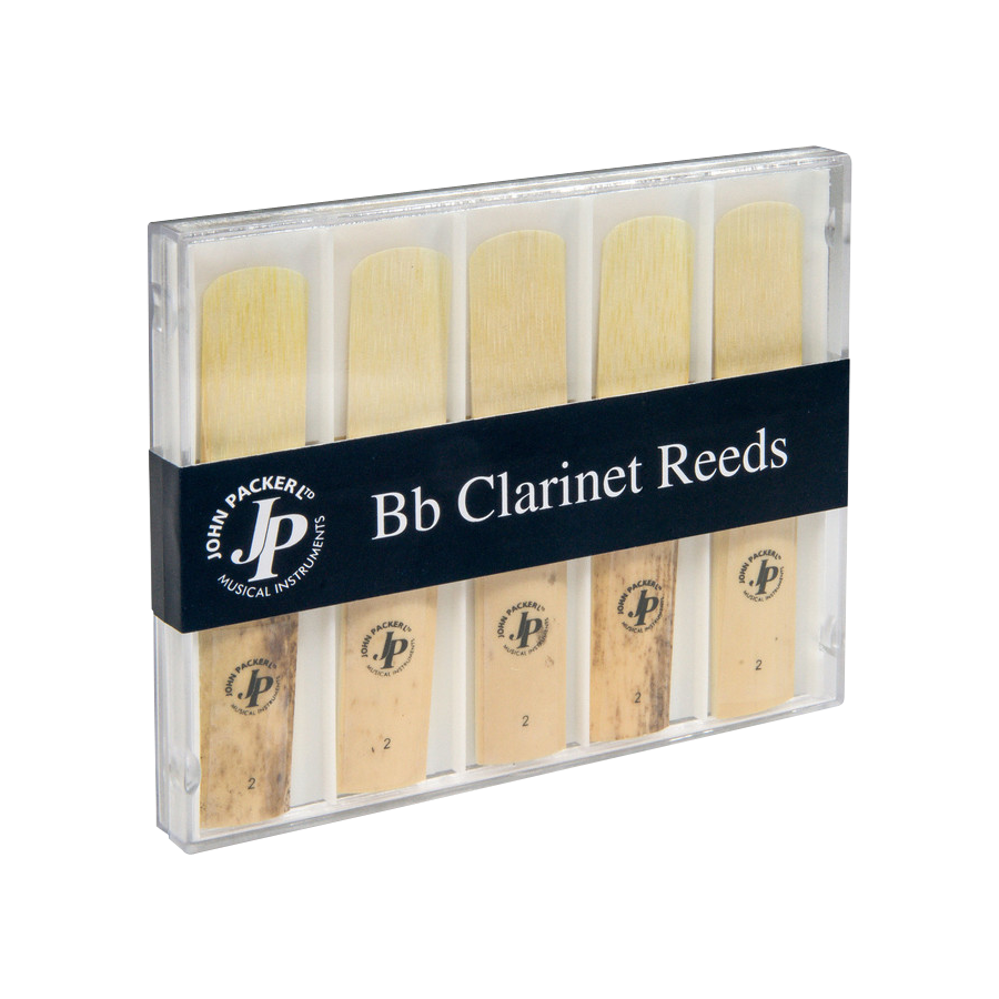 John Packer Bb Clarinet Reeds (Box of 10)