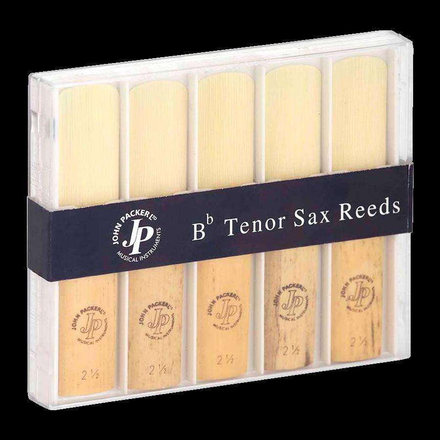 John Packer Tenor Saxophone Reeds (box of 10)