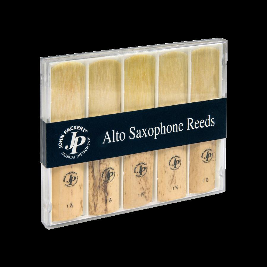 John Packer Alto Saxophone Reeds (Box of 10)
