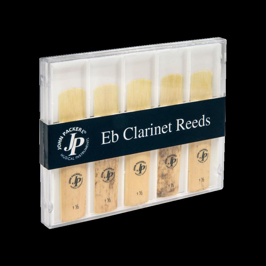 John Packer Eb Clarinet Reeds (box of 10)