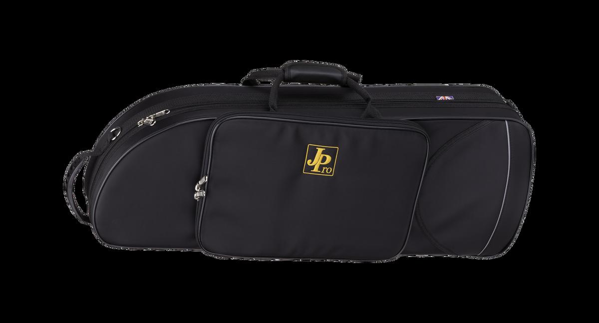JP858 alto trombone case front shot