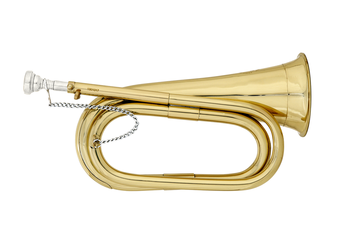 John Packer JP Bb Bugle